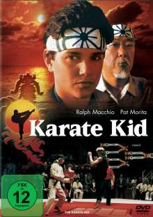 Karate Kid (1984), DVD