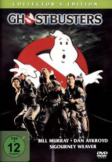 Ghostbusters, DVD