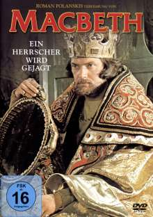Macbeth (1971), DVD