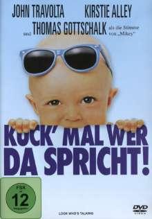 Kuck' mal wer da spricht!, DVD