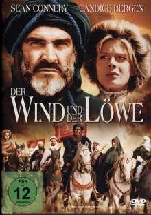 Der Wind und der Löwe, DVD