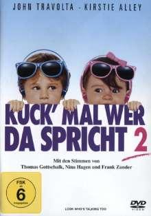 Kuck' mal wer da spricht 2, DVD