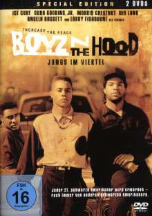 Boyz 'N The Hood (Special Edition), 2 DVDs