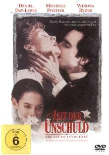 Zeit der Unschuld, DVD