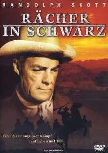Rächer in Schwarz, DVD