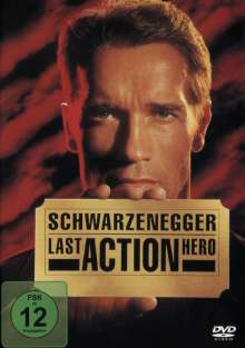 Last Action Hero, DVD