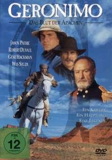 Geronimo - Das Blut der Apachen, DVD
