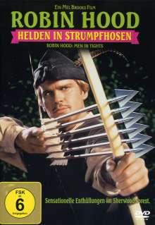 Robin Hood - Helden in Strumpfhosen, DVD