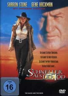 Schneller als der Tod, DVD