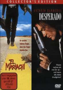 El Mariachi / Desperado, DVD
