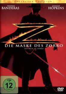 Die Maske des Zorro, DVD