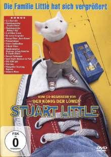 Stuart Little, DVD