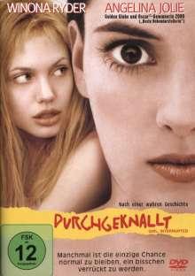 Durchgeknallt - Girl Interrupted, DVD