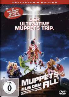Muppets aus dem All, DVD