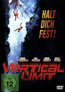 Vertical Limit, DVD