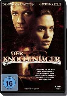Der Knochenjäger, DVD