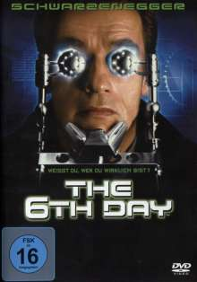 Sixth Day, DVD
