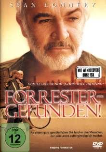 Forrester - Gefunden!, DVD