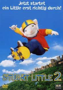 Stuart Little 2, DVD