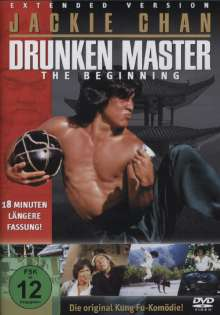 Drunken Master - The Beginning, DVD