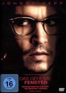 Das geheime Fenster, DVD