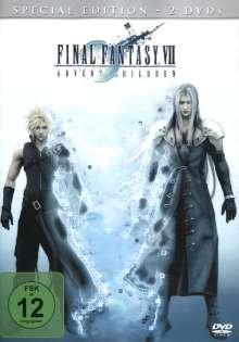 Final Fantasy VII: Advent Children, 2 DVDs