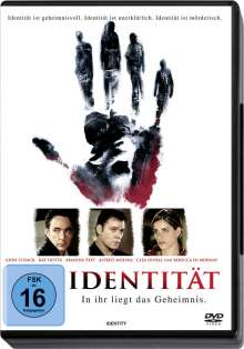 Identität, DVD