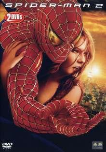 Spider-Man 2, 2 DVDs