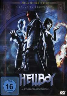 Hellboy (Special Edition), 2 DVDs