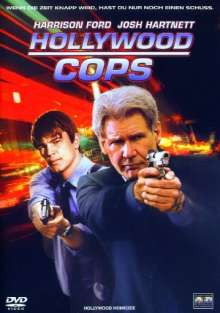 Hollywood Cops, DVD