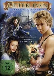 Peter Pan (Extended Version), DVD