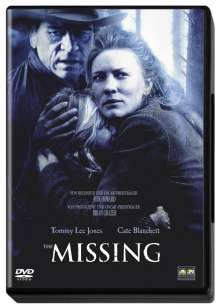 The Missing (2003), DVD