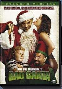 Bad Santa, DVD