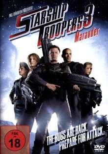 Starship Troopers 3 - Marauder, DVD