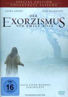 Der Exorzismus von Emily Rose, DVD