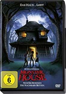 Monster House, DVD