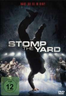 Stomp The Yard, DVD