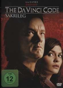 The Da Vinci Code - Sakrileg, DVD