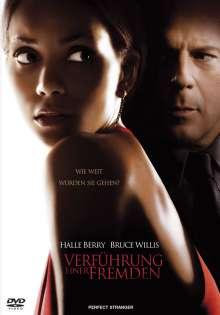 Verführung einer Fremden, DVD