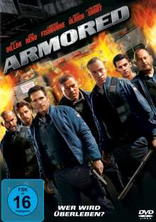 Armored, DVD