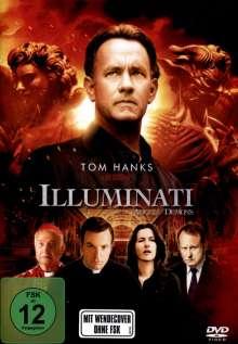 Illuminati (Kinofassung), DVD