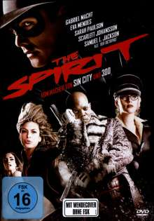 The Spirit, DVD