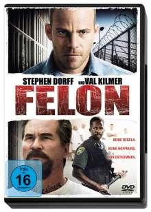 Felon, DVD