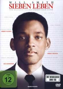 Sieben Leben, DVD