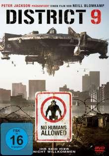 District 9, DVD