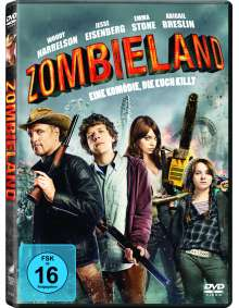 Zombieland, DVD