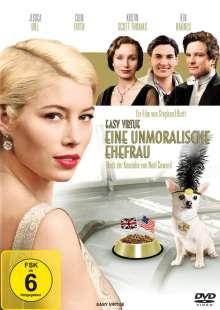 Easy Virtue - Eine unmoralische Ehefrau, DVD