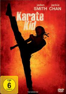 Karate Kid (2010), DVD