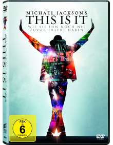 Michael Jackson: This Is It, DVD