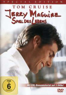 Jerry Maguire (Special Edition), 2 DVDs